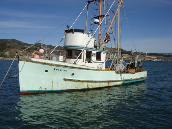 Record page 65 fishing boats for Santa barbara fishing report